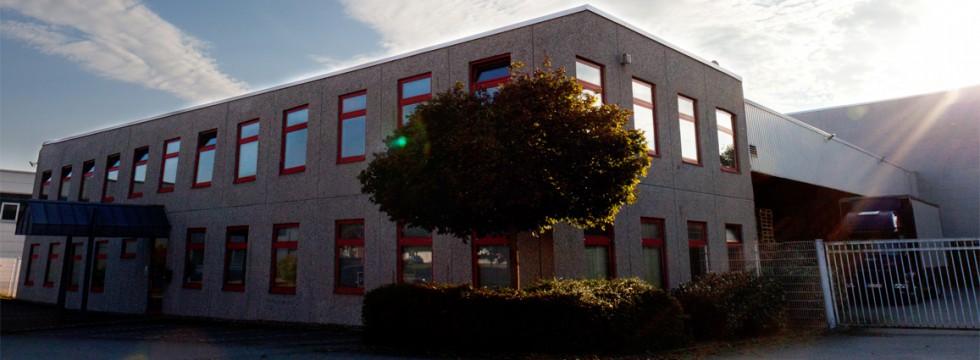 Panorama Bild von der Teca Zentrale in Deutschland