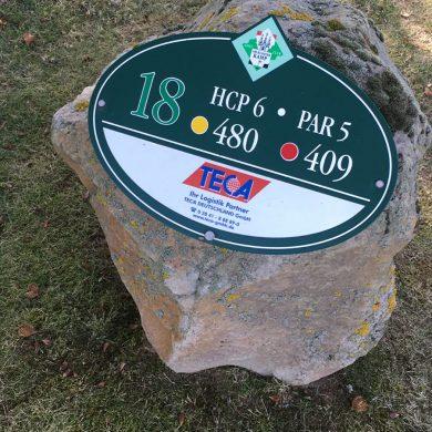Teca Golf Sponsoring